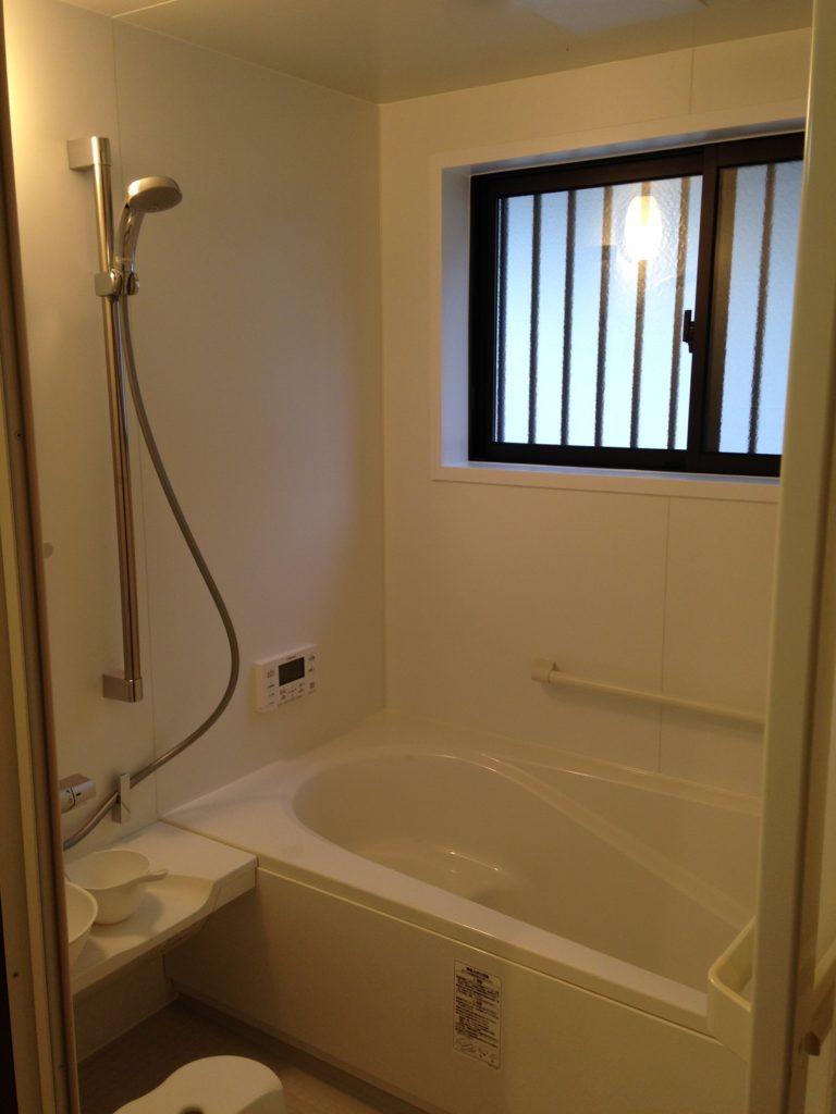 中古リノベーション浴室After