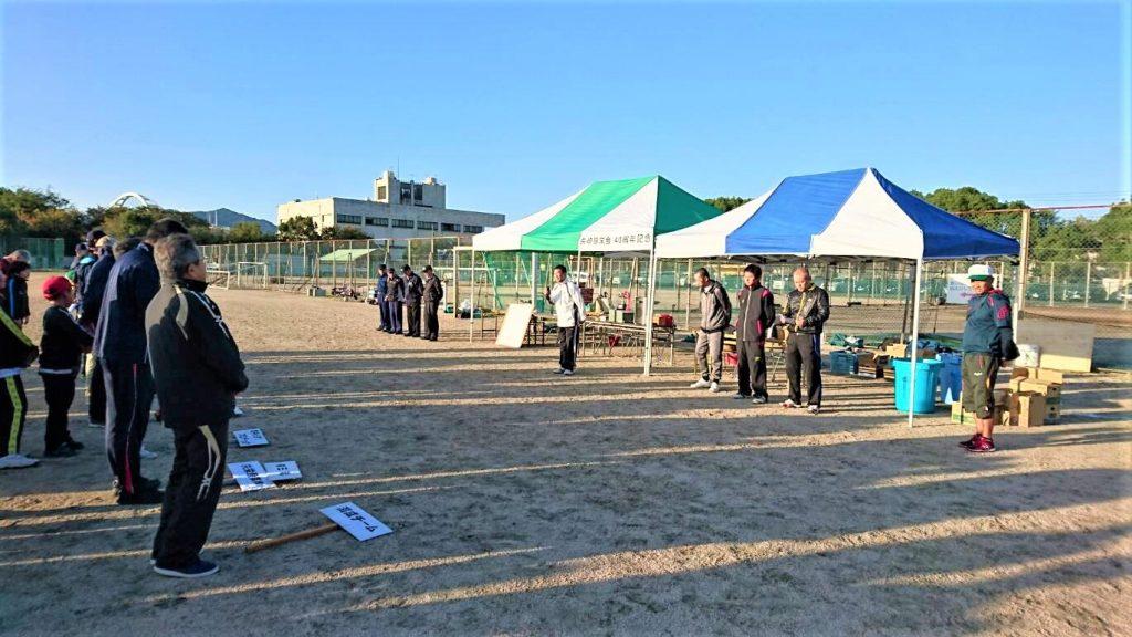 第43回長崎皆栄会ソフトボール大会