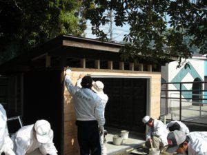 ボランティア活動(徳山動物園)