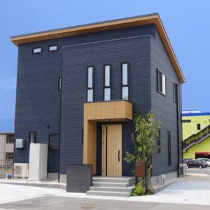 下松市楠木町長崎建設モデルハウス