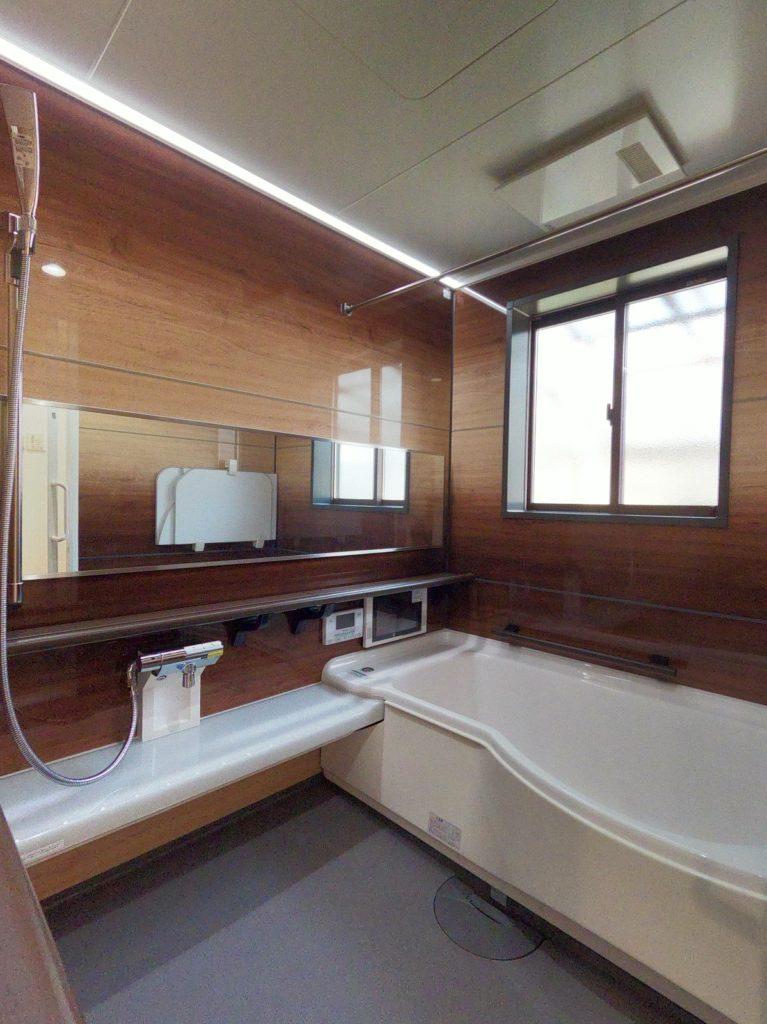 水回りのリフォーム(浴室)